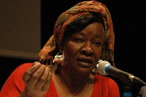 Aminata Traoré: maliense yeconomista